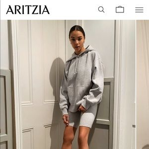 Aritzia Other - Aritzia TNA Boyfriend Hoodie